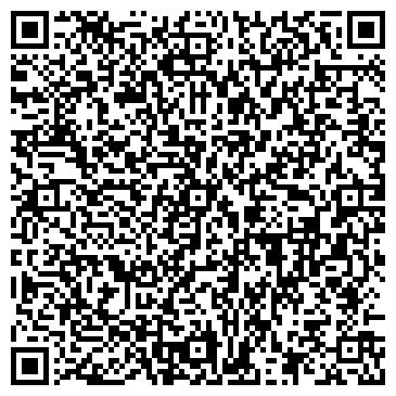 QR-код с контактной информацией организации Меттехстрой, ЧП