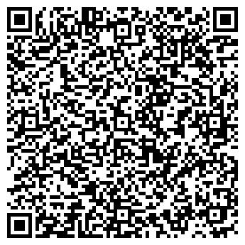 QR-код с контактной информацией организации Кровельный дом, ЧП