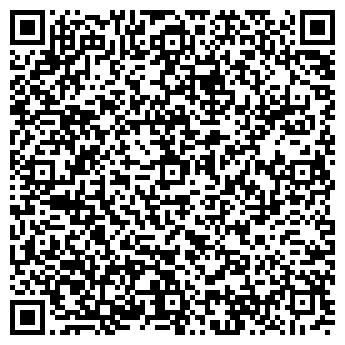 QR-код с контактной информацией организации Хогвартс, ЧП