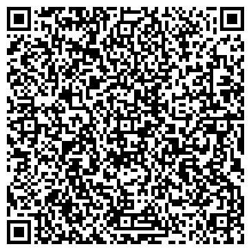 QR-код с контактной информацией организации Окна +, ЧП