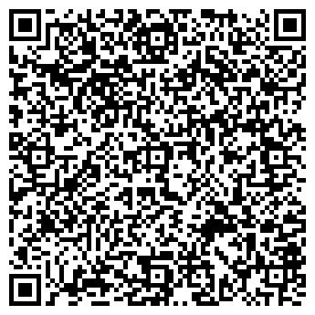 QR-код с контактной информацией организации РУ Пласт, ООО