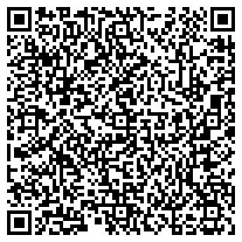 QR-код с контактной информацией организации Итерра, ООО