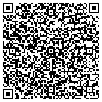 QR-код с контактной информацией организации СервисОкна