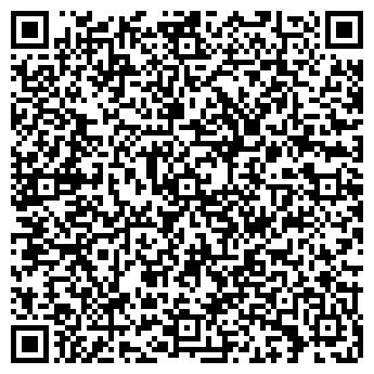 QR-код с контактной информацией организации Батик, ООО