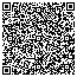 QR-код с контактной информацией организации 3D БУД, ООО