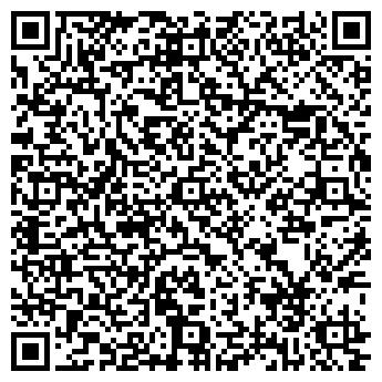 QR-код с контактной информацией организации Интер Серж