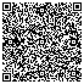 QR-код с контактной информацией организации Казэлектромонтаж, АО