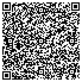 QR-код с контактной информацией организации Цех оконный, ИП