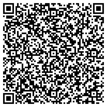 QR-код с контактной информацией организации Парасат-Строй Сервис