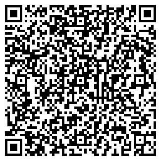 QR-код с контактной информацией организации ГАЗБАНК