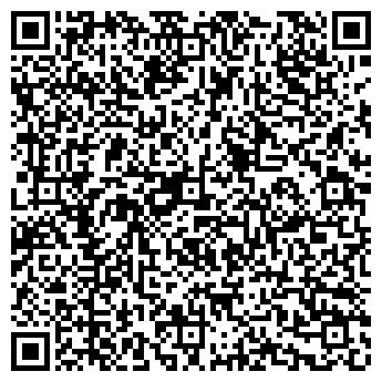 QR-код с контактной информацией организации Чистые реки, ИП