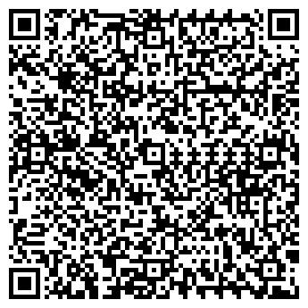 QR-код с контактной информацией организации ИП Аделина
