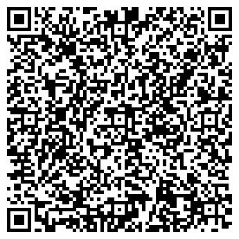 QR-код с контактной информацией организации Пинрекс, ЧП