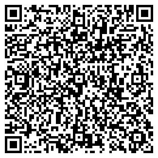 QR-код с контактной информацией организации РОСКОР, ООО