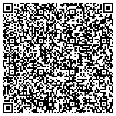 QR-код с контактной информацией организации Атмосфера центр енергосбережения и инноваций, ООО