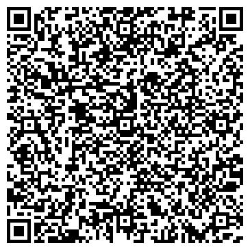QR-код с контактной информацией организации Electronoff, Интернет магазин