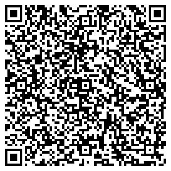 QR-код с контактной информацией организации АМел, ООО