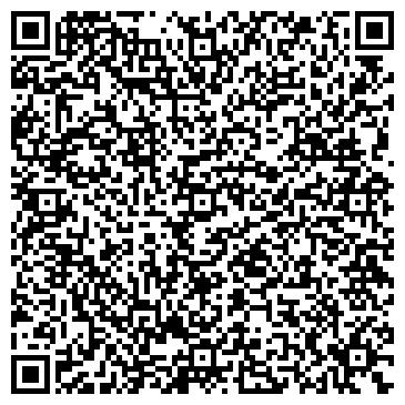 QR-код с контактной информацией организации Плутон, компания