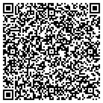 QR-код с контактной информацией организации Авикос, ЧАО
