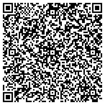 QR-код с контактной информацией организации Мега пром, ООО
