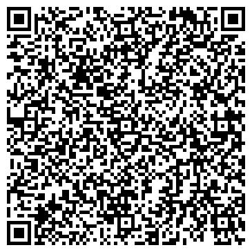 QR-код с контактной информацией организации ВЕТЕРИНАРНАЯ СТАНЦИЯ КАЛАЧЕВСКОГО РАЙОНА