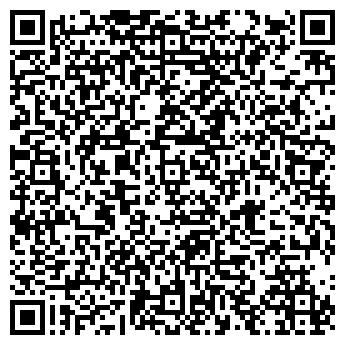 QR-код с контактной информацией организации Юнифорс, ЗАО