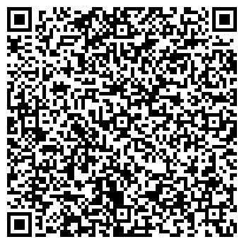 QR-код с контактной информацией организации Гоннов ,ЧП