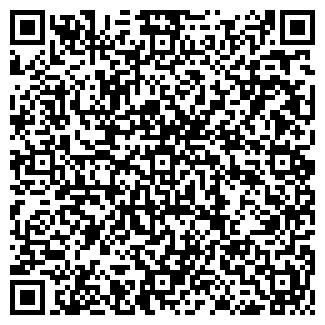 QR-код с контактной информацией организации DDM,ТОО