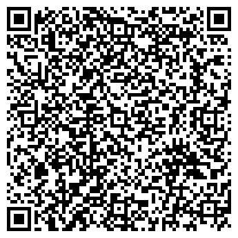 QR-код с контактной информацией организации Birlik (Бирлик), ИП