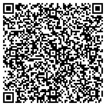 QR-код с контактной информацией организации LED Platinum, ИП