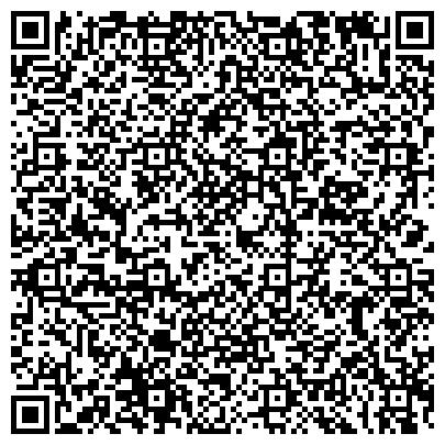 QR-код с контактной информацией организации АтомЭнергоКомплект, ТОО филиал в г. Шымкент