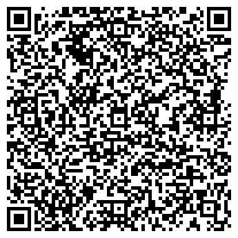 QR-код с контактной информацией организации МВВ-Трейд, СЗАО