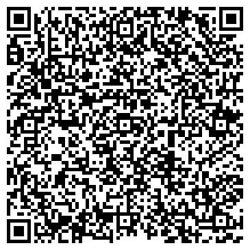 QR-код с контактной информацией организации АТФБАНК, СЕМИПАЛАТИНСКИЙ ФИЛИАЛ