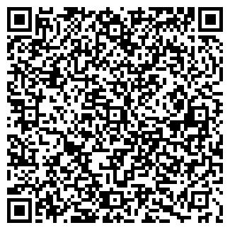 QR-код с контактной информацией организации ТУТИНКА РЫБКОЛХОЗ