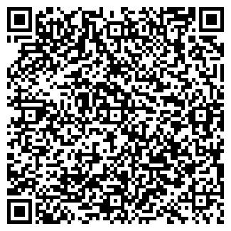 QR-код с контактной информацией организации Азалис, ОДО