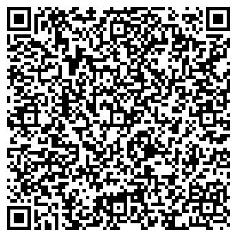 QR-код с контактной информацией организации Сервис Центр ДФ, ПЧУП
