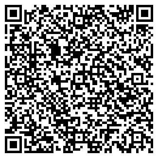 QR-код с контактной информацией организации ИМ. АБАЯ РЫБКОЛХОЗ