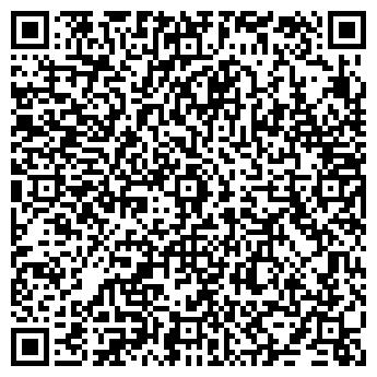 QR-код с контактной информацией организации Интерпряжа, ООО