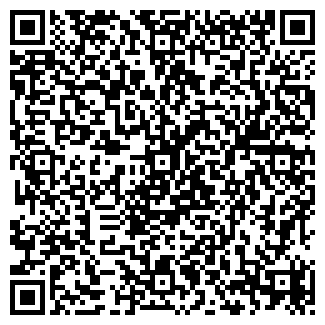 QR-код с контактной информацией организации ООО GLASS