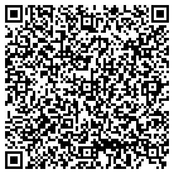 QR-код с контактной информацией организации Гемини, ООО