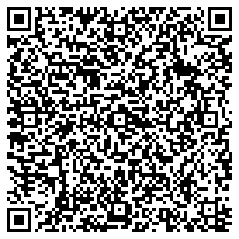 QR-код с контактной информацией организации Киндер, ЧП