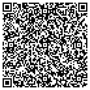QR-код с контактной информацией организации Оверлей, ЗАО
