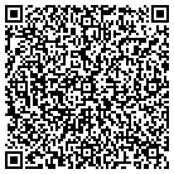 QR-код с контактной информацией организации Инделко, ЗАО