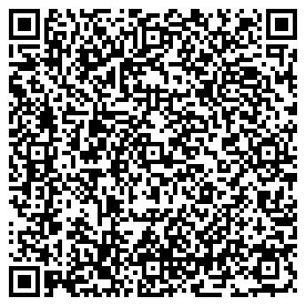 QR-код с контактной информацией организации Юпитер, ОДО