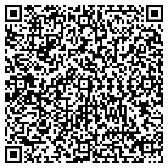 QR-код с контактной информацией организации Трувер, ПЧУП