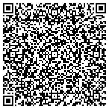 QR-код с контактной информацией организации БАХРОМА МАГАЗИН ШТОР ТД АЛЬЯНС