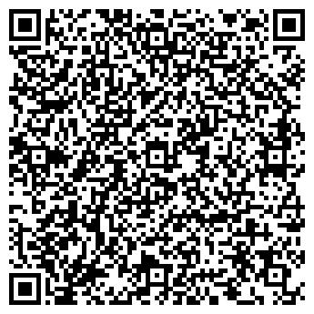 QR-код с контактной информацией организации Кью-сервис, ООО