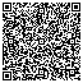 QR-код с контактной информацией организации Роден, ООО