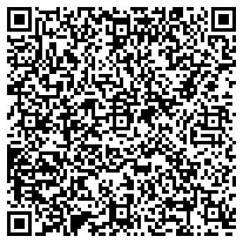 QR-код с контактной информацией организации Акцент-Сервис, ООО