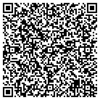 QR-код с контактной информацией организации Аренда серверов, ООО
